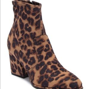Marc Fisher Tiger Printed Boots